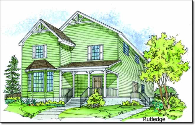 Rutledge Two-Story Model