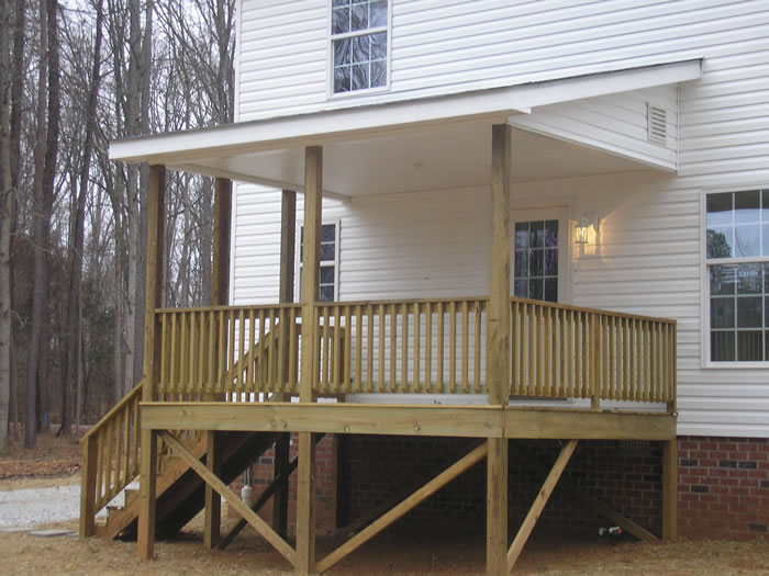 Mobile Home Covered Deck Plans Joy Studio Design Gallery