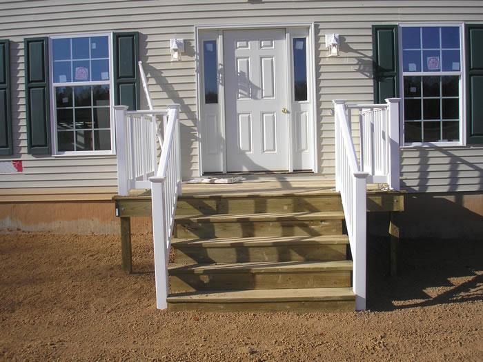 Porch storm shelter familyhandyman com house plans with for Porch storm shelter