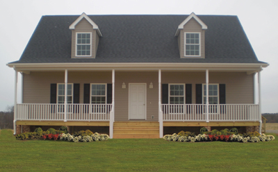 Custom cardinal modular homes foxside cape cod Cape cod model homes